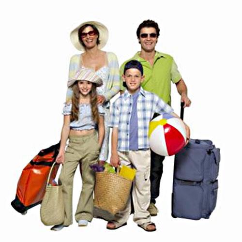 Conseils pour voyager en famille