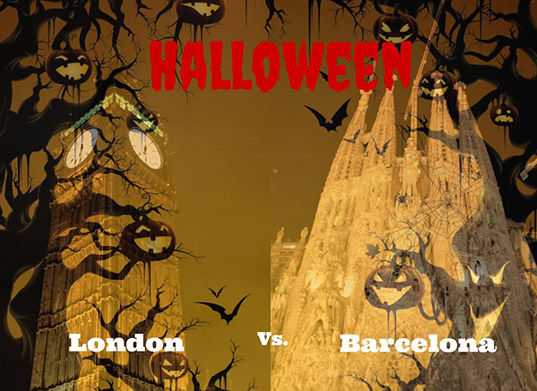 Plans pour une nuit mortelle: Londres vs. Barcelone