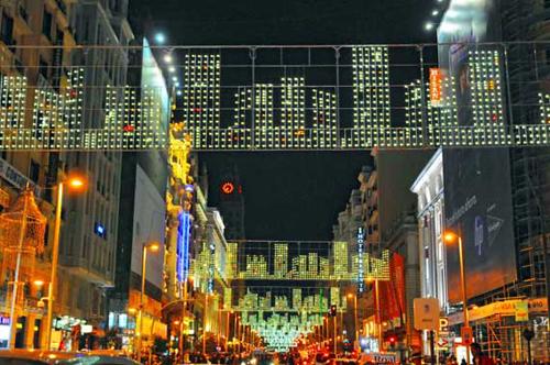 Noël avec des enfants à Madrid