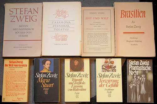 La sensibilité de l'écrivain Stefan Zweig
