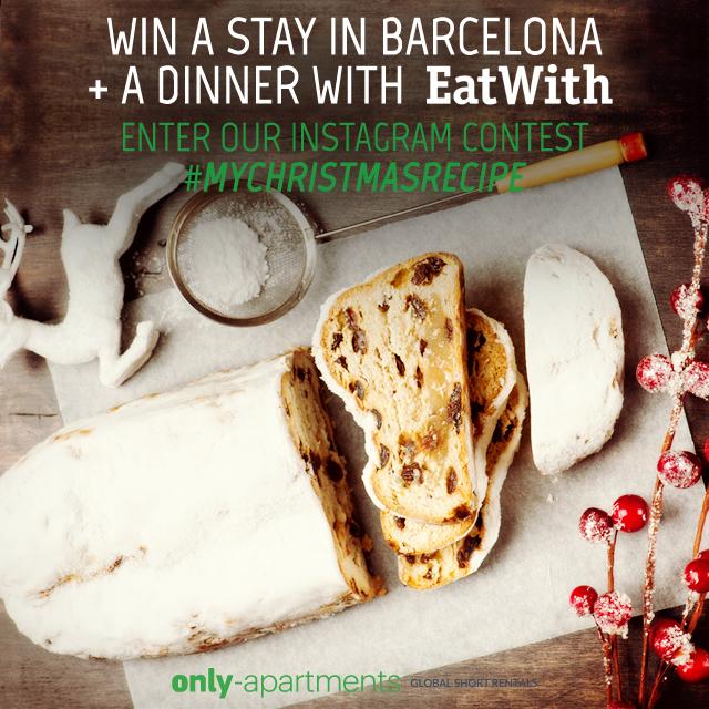 Gagnez un séjour à Barcelone + Un diner avec Eatwith