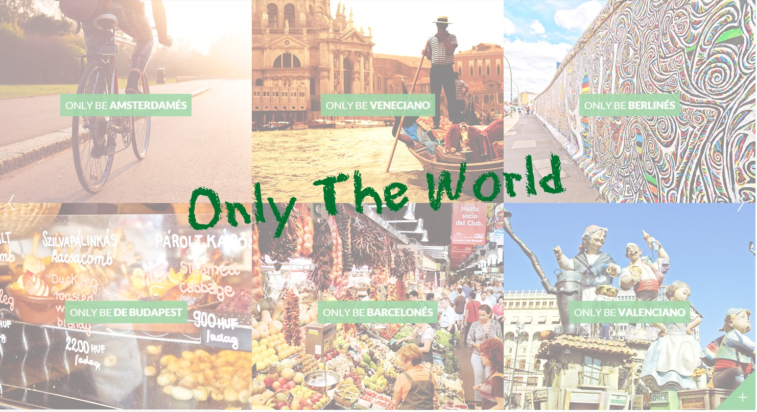 Bienvenu à Only The World