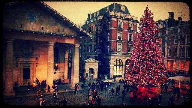 Top 5 des destinations shopping de Noël
