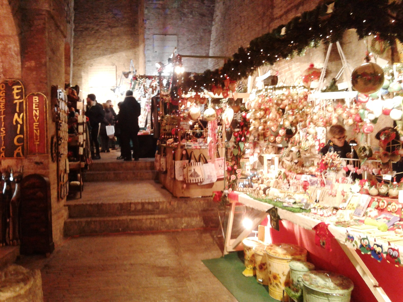 5 marchés de Noël en Italie