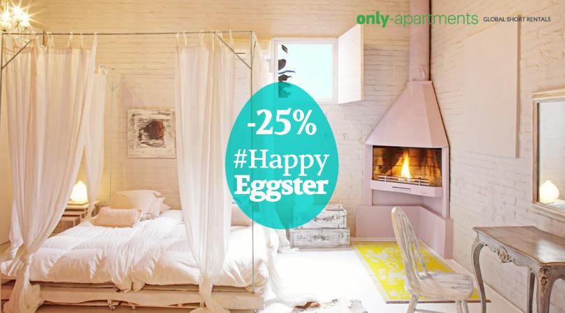 #HappyEggster, Promotion spéciale pour vacances de Pâques