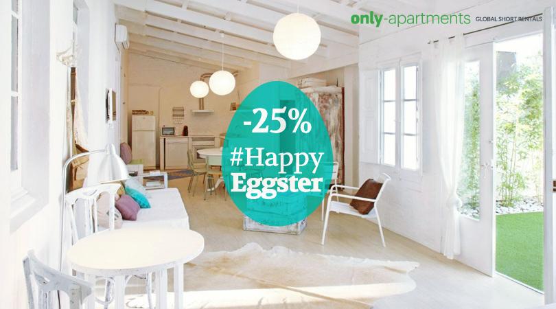 Nous prolongeons la promotion Vacances de Pâques #HappyEggster!