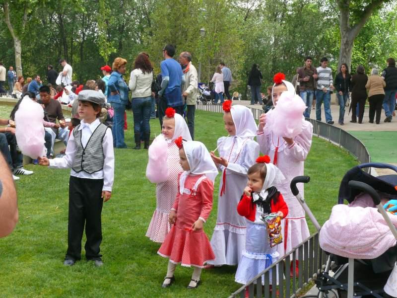 Fêtes de Saint Isidore à Madrid