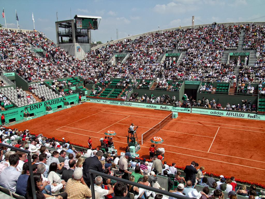 Ce que vous ne saviez pas de Roland Garros