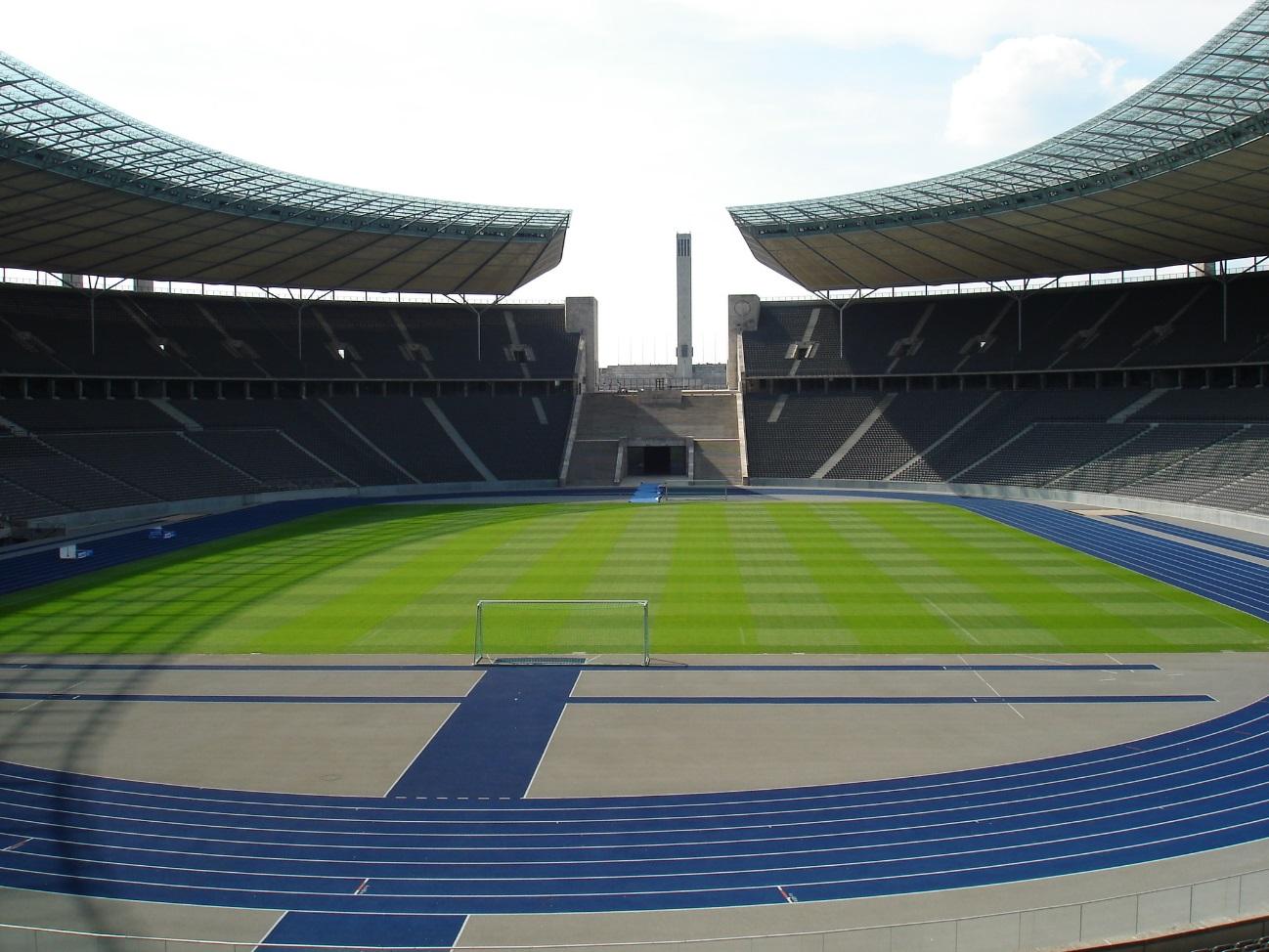 Finale de la Champion's League à Berlin