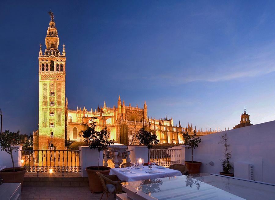 Que faire à Séville en été?