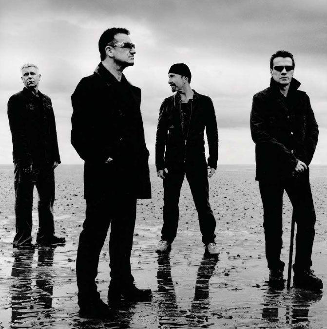 Concert de U2 à Barcelone