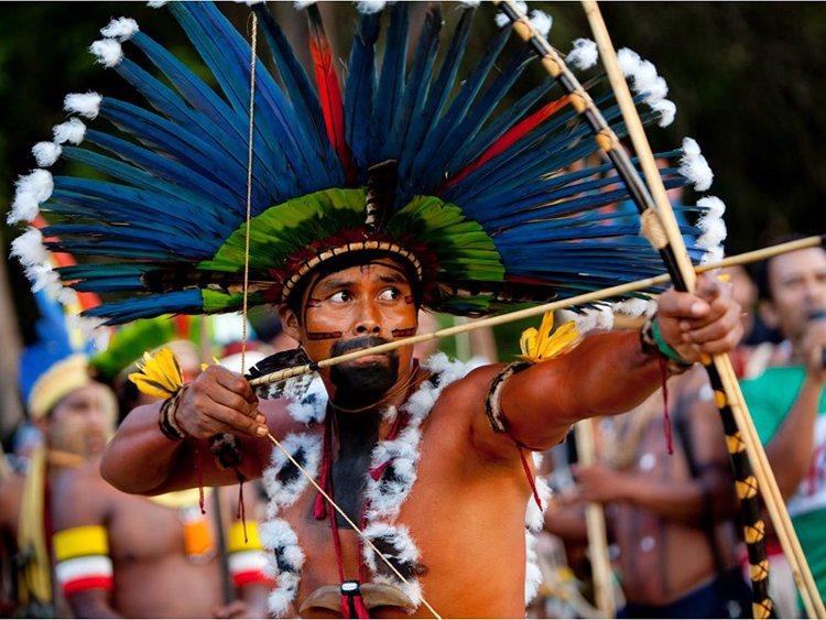 Jeux Mondiaux des Peuples Indigènes – Brésil 2015
