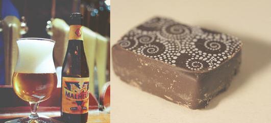 Bruxelles: la ville du chocolat et de la bière