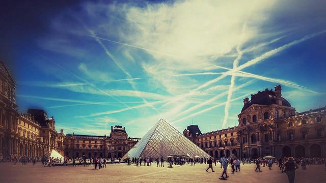 Visite des joyaux du Louvre