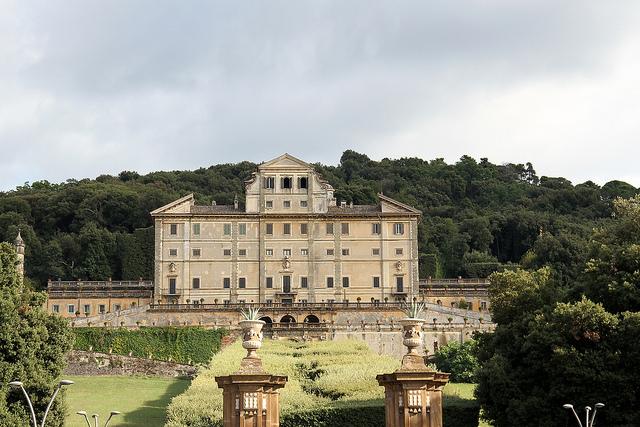 Les Castelli Romani