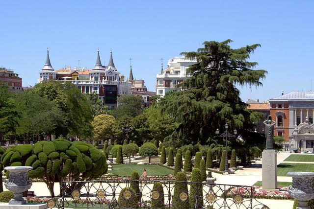 Plans low cost à Madrid: moins de 20 euros