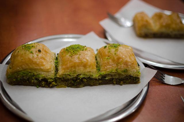Gastronomie d'Istanbul au bout de la rue