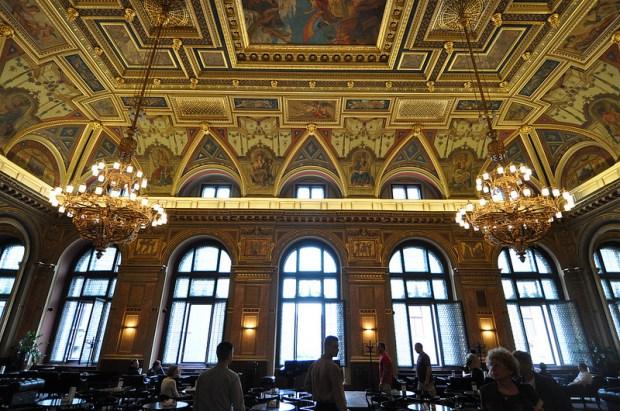 Restaurants à ne pas manquer à Budapest