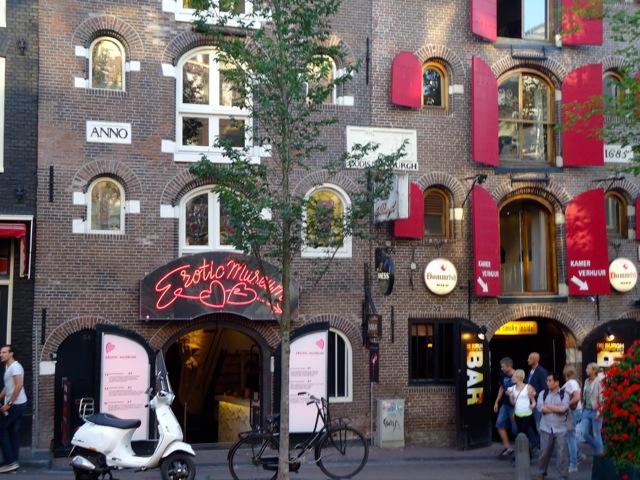 """Rejoignez la mode des """"Free Tours"""" à Amsterdam"""