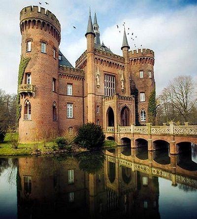 Les plus beaux châteaux d'Allemagne