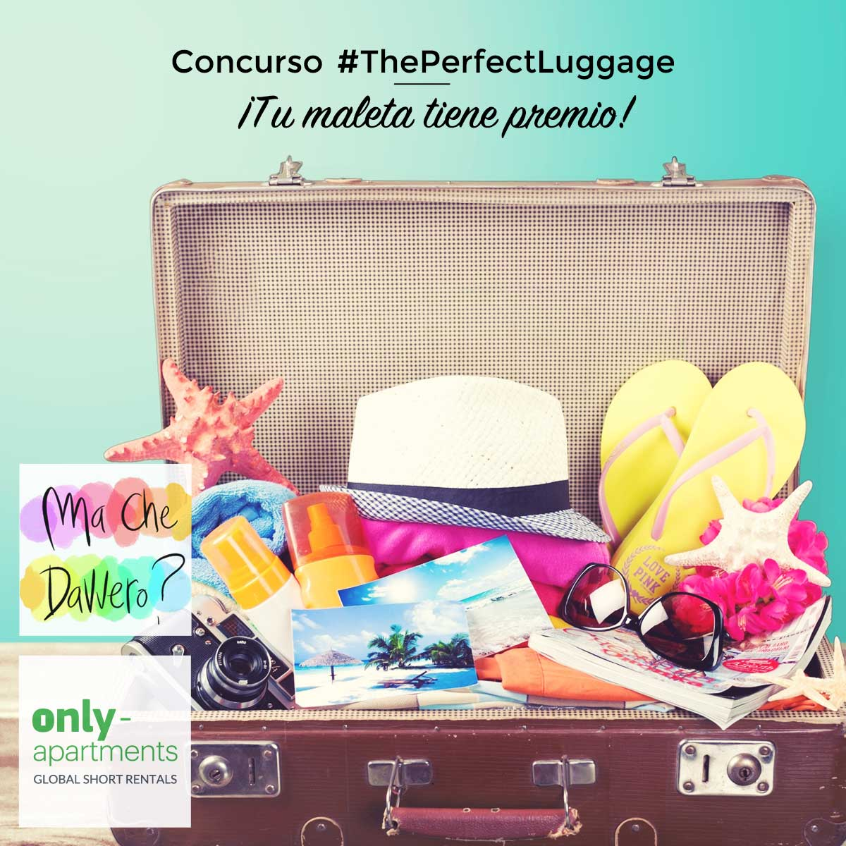 Concours #ThePerfectLuggage