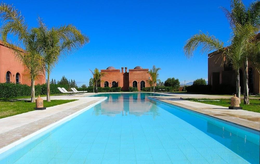 Été bleu: appartements avec piscine